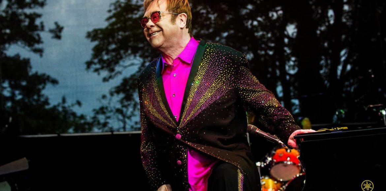 Elton John begejstrede Mølleparken
